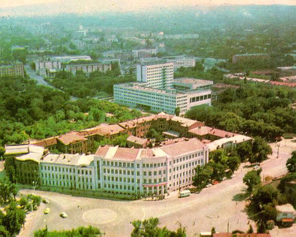 Грозный до войны, панорама с сайта pervorechensk.narod.ru